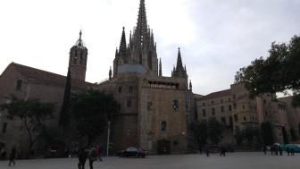 5 Barselona Katedrali