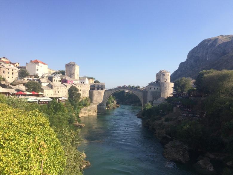 14 - Mostar Köprüsü