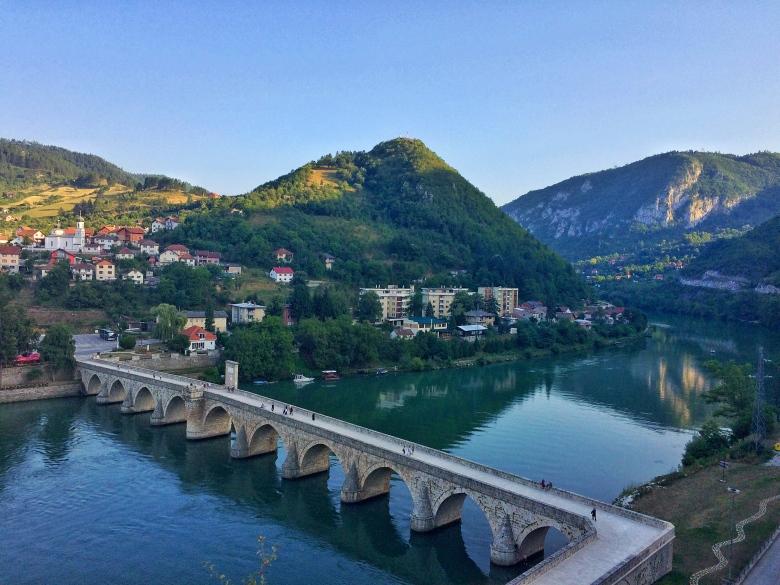 16 - Drina Köprüsü