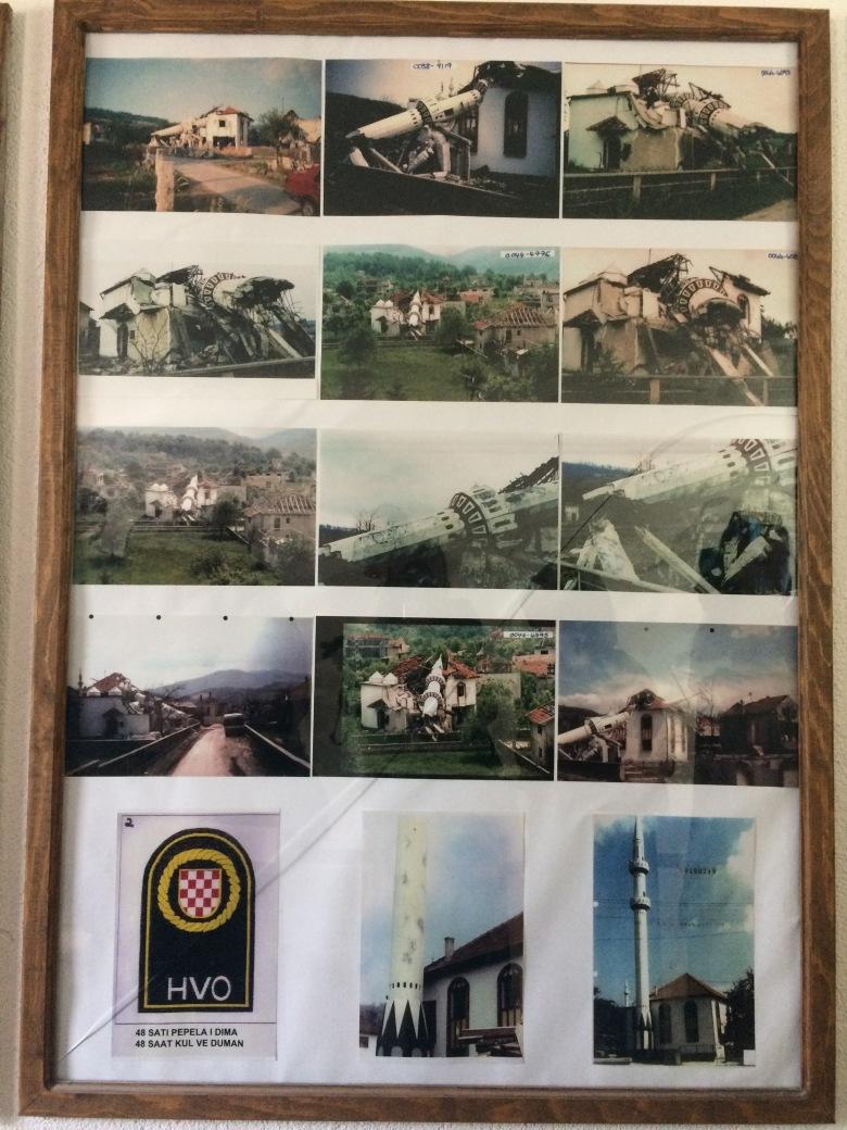 17 - Ahmici Köyü_nde Katliamdan Hemen Sonra Çekilen Fotoğraflar