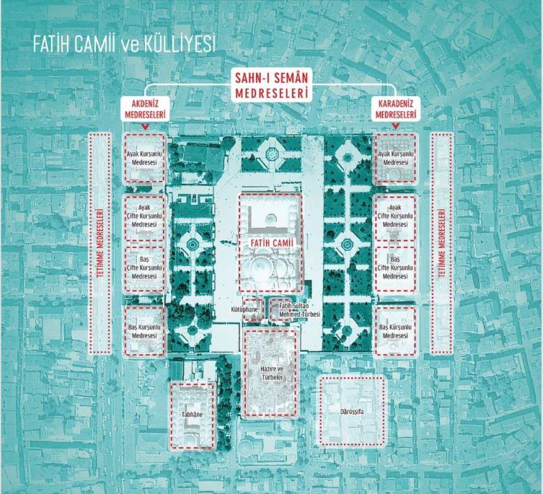 Fatih Camii ve Külliyesi