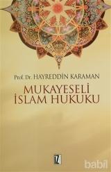 Mukayeseli İslam Hukuku